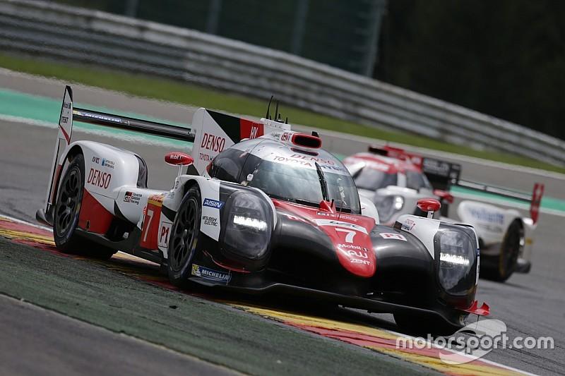EL2 - Kobayashi maintient Toyota en tête, Porsche reste menaçant