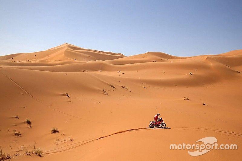 Merzouga Rally: De Soultrait still leads, Mena scores shock win