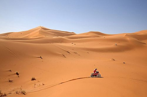 Merzouga Rally: De Soultrait still leads, Mena scores shock win
