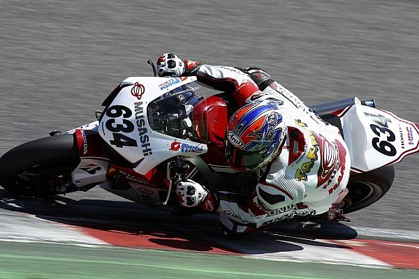ホンダ、高橋巧のスーパーバイク世界選手権スポット参戦を発表