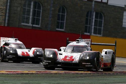 Porsche: Tyre wear to blame for Toyota's Spa advantage