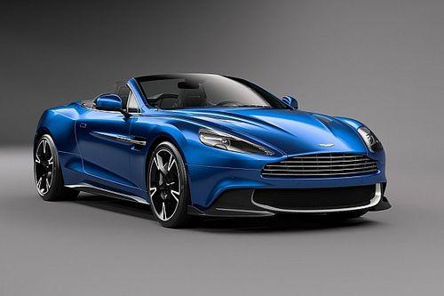 Aston Martin Vanquish S Volante, un V12 da salvaguardare
