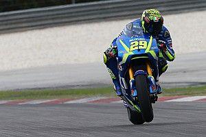 "Suzuki test went ""beyond expectations"", says Iannone"