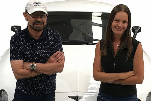В австралийской серии GT впервые выступит женщина