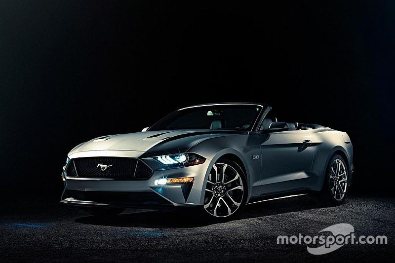 La nouvelle Ford Mustang Cabriolet dévoilée