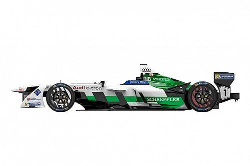 İlk Audi Formula E otomobili ortaya çıktı