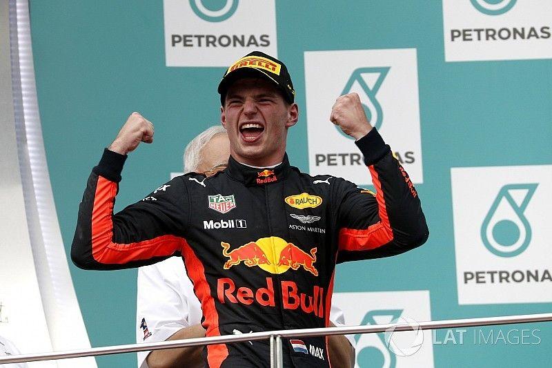 Max Verstappen boekt tweede Grand Prix-overwinning in Maleisië