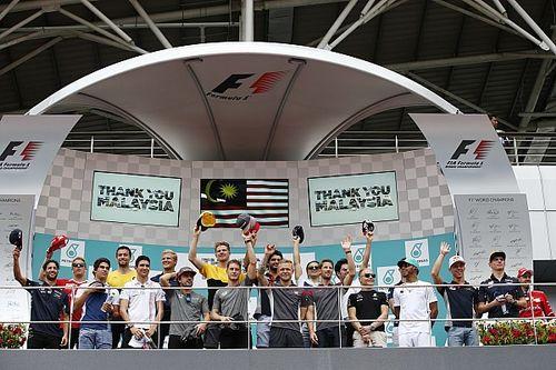 Die schönsten Fotos vom F1-GP Malaysia in Sepang: Sonntag