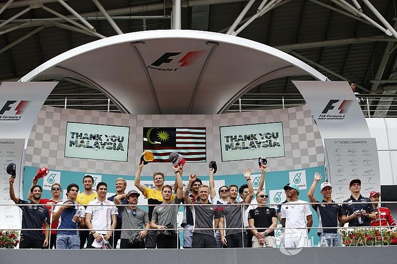 Гран При Малайзии: расставьте оценки гонщикам