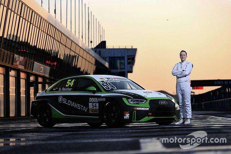 Reicher sull'Audi del Certainty Racing Team per alcune gare del 2017