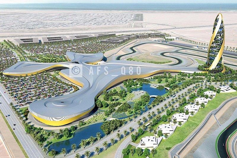 مشروع الأحلام: مدينة الكويت لسباقات السيارات