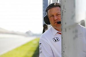 Формула 1 Новость Зак Браун: Главный кошмар для команд Ф1 – они сами