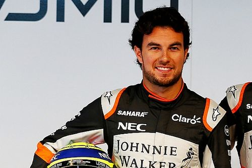"""Perez: """"Sogno di centrare la prima vittoria della Force India"""""""