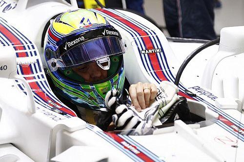 F1-Test: Felipe Massas Seitenhieb gegen Williams-Kollege Lance Stroll