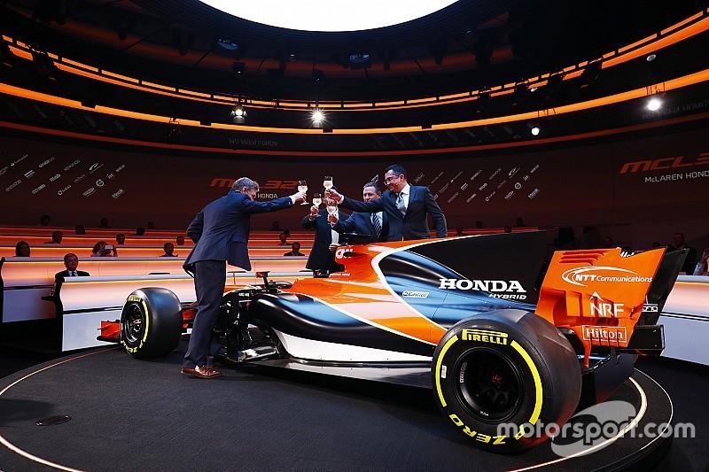 Зак Браун вступился за новую раскраску McLaren