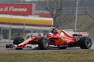 """""""Ein Fortschritt"""": Sebastian Vettel ist begeistert vom Ferrari SF70H"""