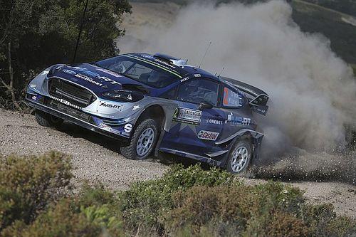 WRC Italië: Eerste WRC-zege voor Ott Tanak in Italië