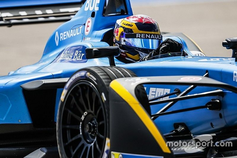 Berlin ePrix: Buemi handed win by Mahindra pitlane blunder