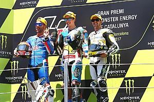 Moto2 Noticias de última hora La FIM descalifica a Pasini y le baja del podio de Barcelona