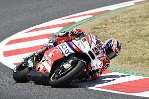 【MotoGP】オランダGP:波乱のFP1、好調ペトルッチがトップ