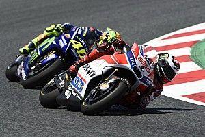 Rossi prediksi Lorenzo berpeluang besar menang