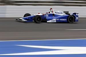 IndyCar 速報ニュース 【インディカー】第9戦速報:佐藤琢磨首位争いも残り5周でクラッシュ