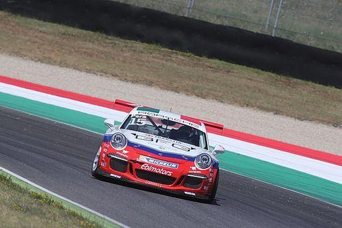 Carrera Cup Italia, Mugello: la legge di Pera in gara 1!