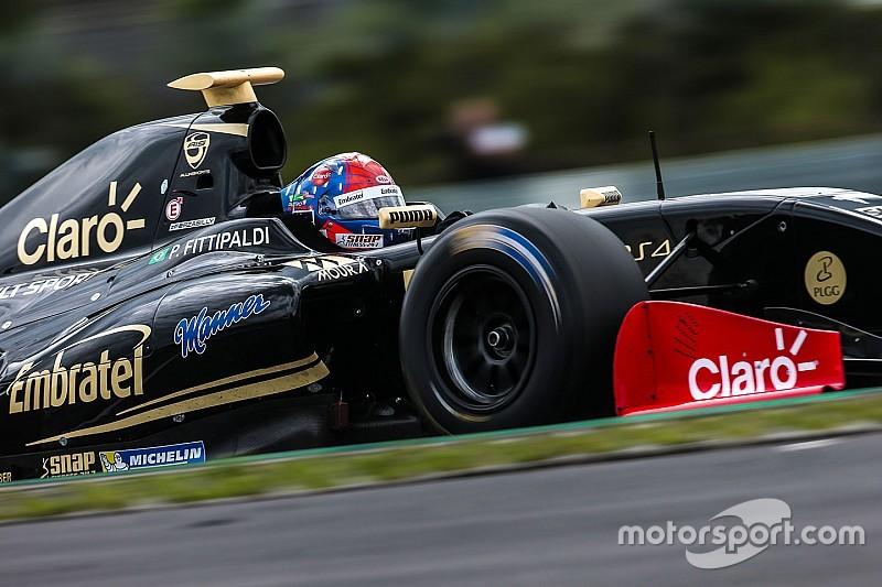 Pietro Fittipaldi gana la primera carrera en el Ciudad de México
