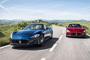 Automotive News Neue Details zu den Maserati-Neuwagen 2018
