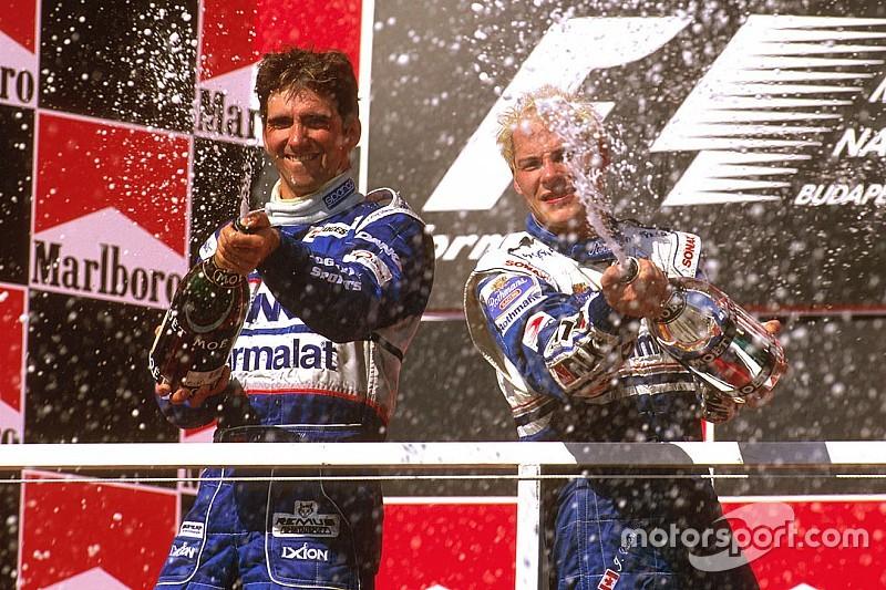 Ma lett 48 éves Jacques Villeneuve, 1997 világbajnoka