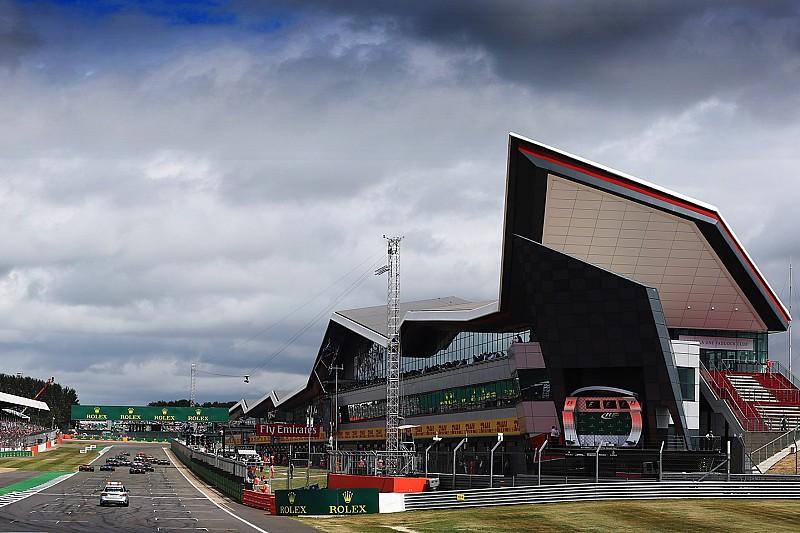 Какая погода ожидается на Гран При Великобритании