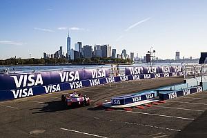 Formula E Resultados La parrilla de salida para el ePrix de Nueva York