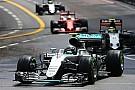 Росберг спантеличений темпом Mercedes