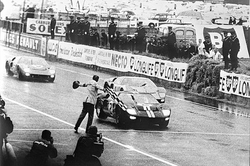 Remembering Le Mans 1966 – video