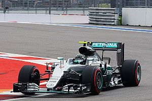 Bittersweet afternoon for the Silver Arrows in Sochi