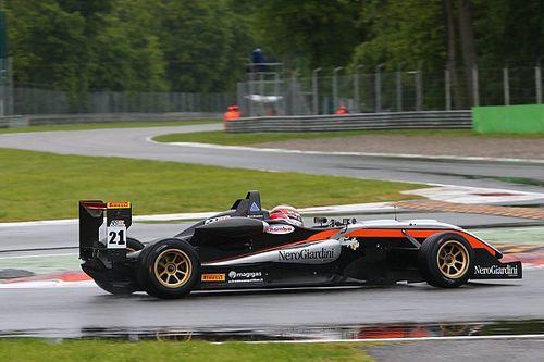 F.2 Italian Trophy: Bracalente Rain Man a Monza, vince Gara 1