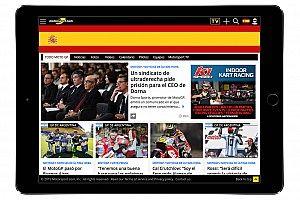 Motorsport.com kauft Webseite und startet Motorsport.com Spanien
