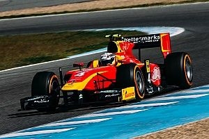 King sets the pace on Day 2 at Jerez