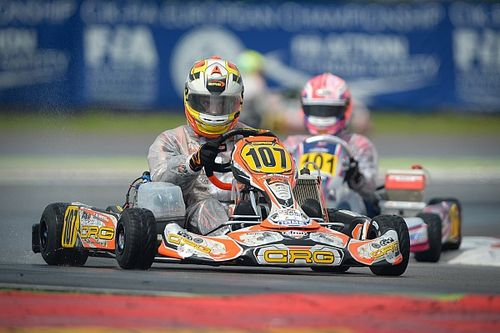 Hiltbrand takes OK European title, Kenneally Junior champion