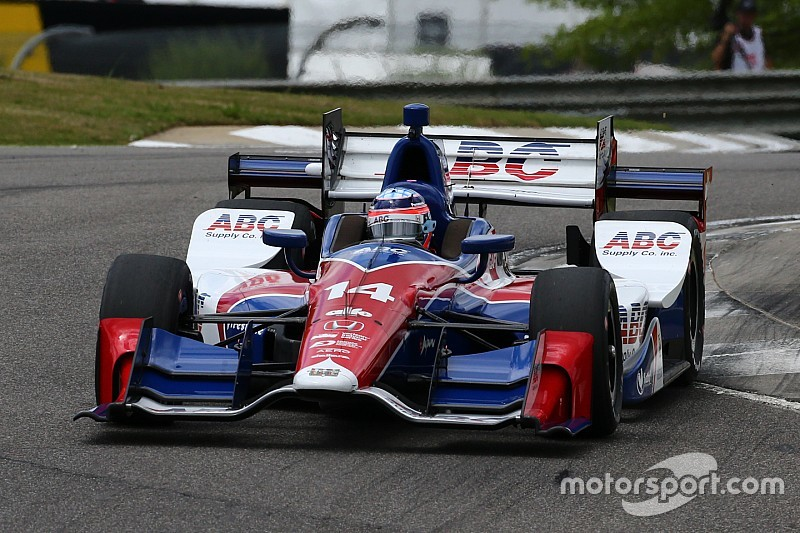 'What drivers are saying' from the Indy Grand Prix of Alabama practice