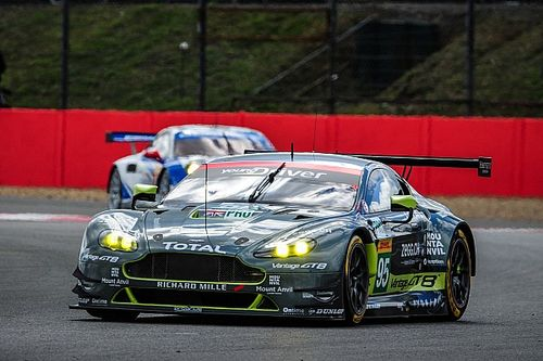 Young Driver AMR starts with podium finish into 2016 season