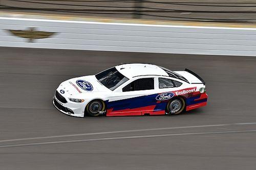 NASCAR teams take to the Brickyard for tire test