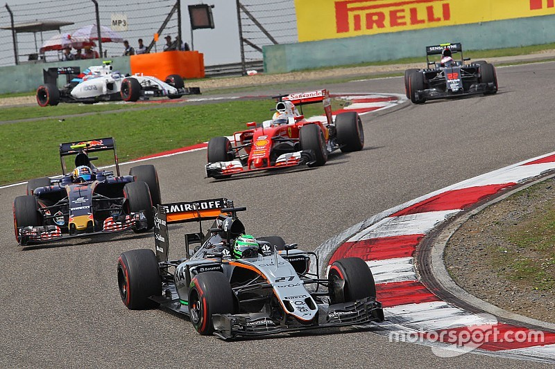 Hulkenberg: Safety car compromised Force India's race