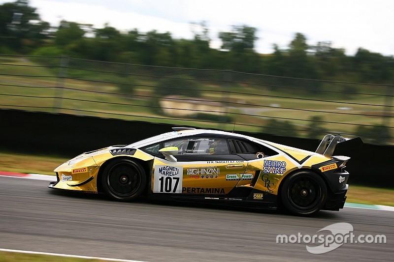 Super GT Cup - GT Cup: D'Amico e Zaugg vincono col giallo