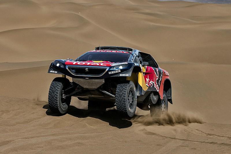 Пилоты Peugeot Total одержали тройную победу на девятом этапе