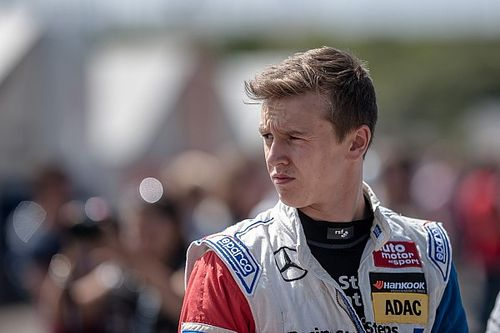 Former F1 junior Barnicoat back with McLaren in GT role