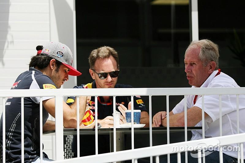 """Red Bull cree que dejar marchar a Sainz fue lo correcto """"en ese momento"""""""
