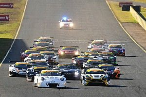 Australian GT to make driver seeding changes