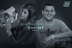 Stefan Wilson e Vicky Piria nell'Electric GT Championship?