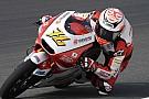 尾野弘樹「ドライならしっかりと追い上げることができると思う」:Moto3マレーシア予選